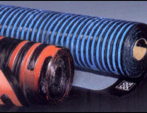 A bitumenes szigetelő lemezekről